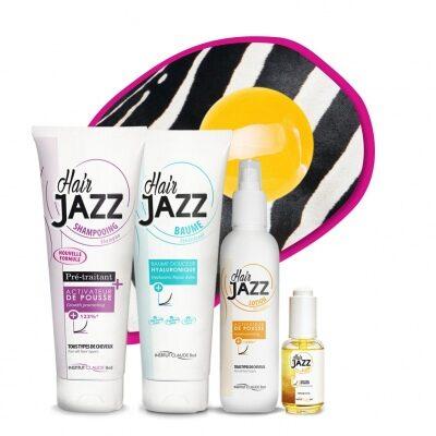 BLACK FRIDAY! HAIR JAZZ šampoon + lotion + palsam + serum