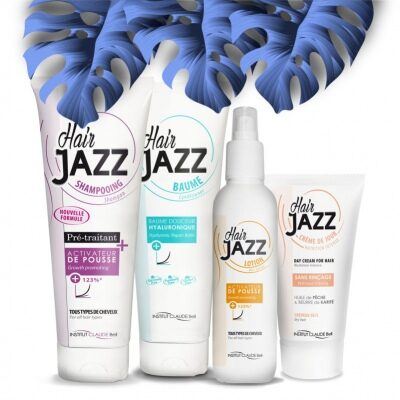 MUST MÜÜK! HAIR JAZZ šampoon+ lotion+ palsam+ kreem