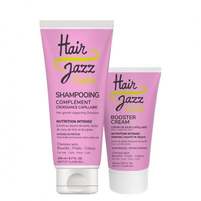 HAIR JAZZ LOKID šampoon ja juuksekasvu kiirendaja