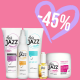 Valentinepäev müük! HAIR JAZZ komplekt: šampoon + lotion + palsam + serum + mask!