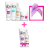 Jõulukink!  HAIR JAZZ šampoon + lotion + palsam + mask + KINGITUS (šampoon + lotion)!
