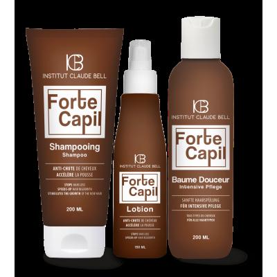 Forte Capil – teaduslikult tõendatud ravi juuste väljalangemise vastu