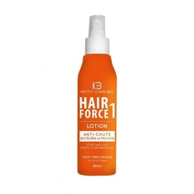 Hair Force One losjoon. Vahend juuste väljalangemise vältimiseks.