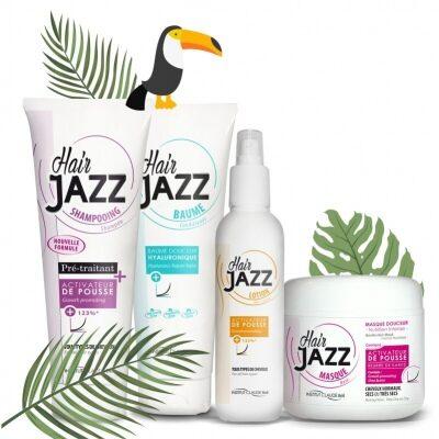 Suvemüük! ☀HAIR JAZZ šampoon + lotion + palsam + mask