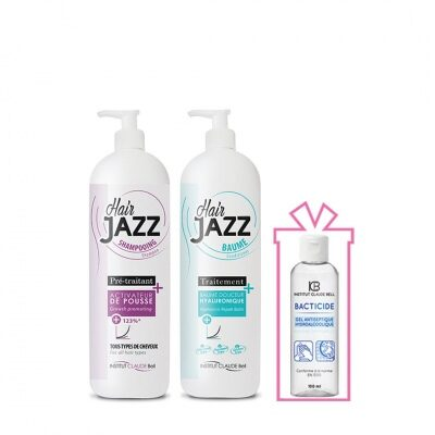 HAIR JAZZ Pro - stimuleerib juuste kasvu + TASUTA desinfitseerimisvedelik